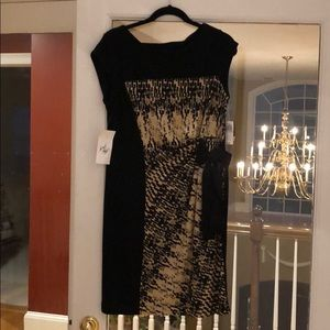 Lord and Taylor black dress